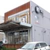 古い倉庫をリノベーションしたカフェ&洋食屋