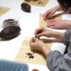 #949 カカオ豆からチョコレート作りワークショップ 0.6期 ^^